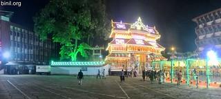 Paramekkavu Bagavathi Temple Vela - Chembukkavu Desapattu
