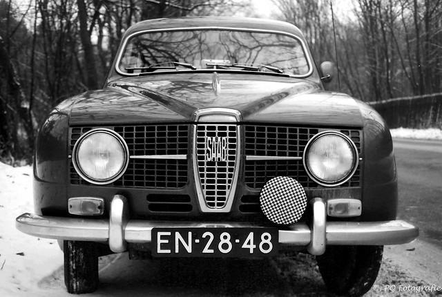 SAAB 96 2T, 1965