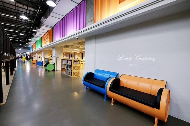 【台北親子免費景點】新北市立圖書館江子翠分館兒童室18