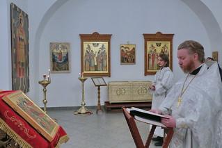 Божественная литургия 400
