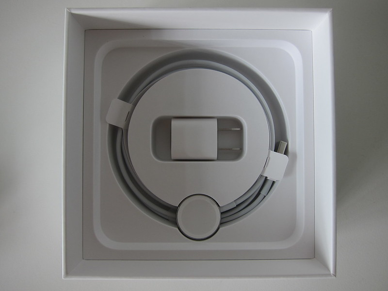 Apple Watch Series 3 Space Black Stainless Steel Case with Space Black Milanese Loop - Box Open