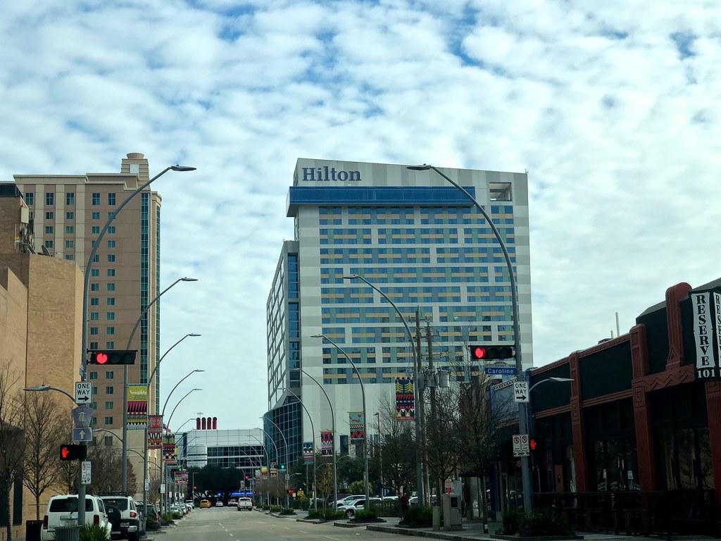 Hilton Americas-Houston 19