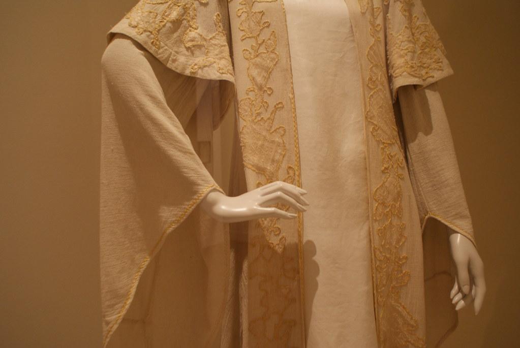 Costume pour une représentation théatrâle de Wyspianski - Musée National de Cracovie.
