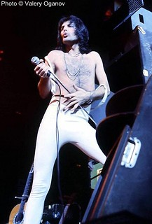Queen live @ Chicago - 1977