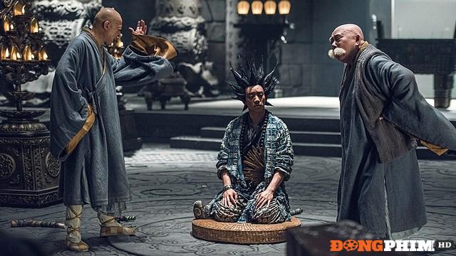 Hàng Ma Truyện - The Golden Monk