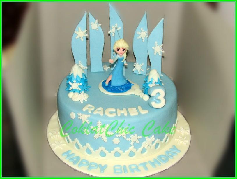 Cake Disney Frozen RACHEL 20 cm