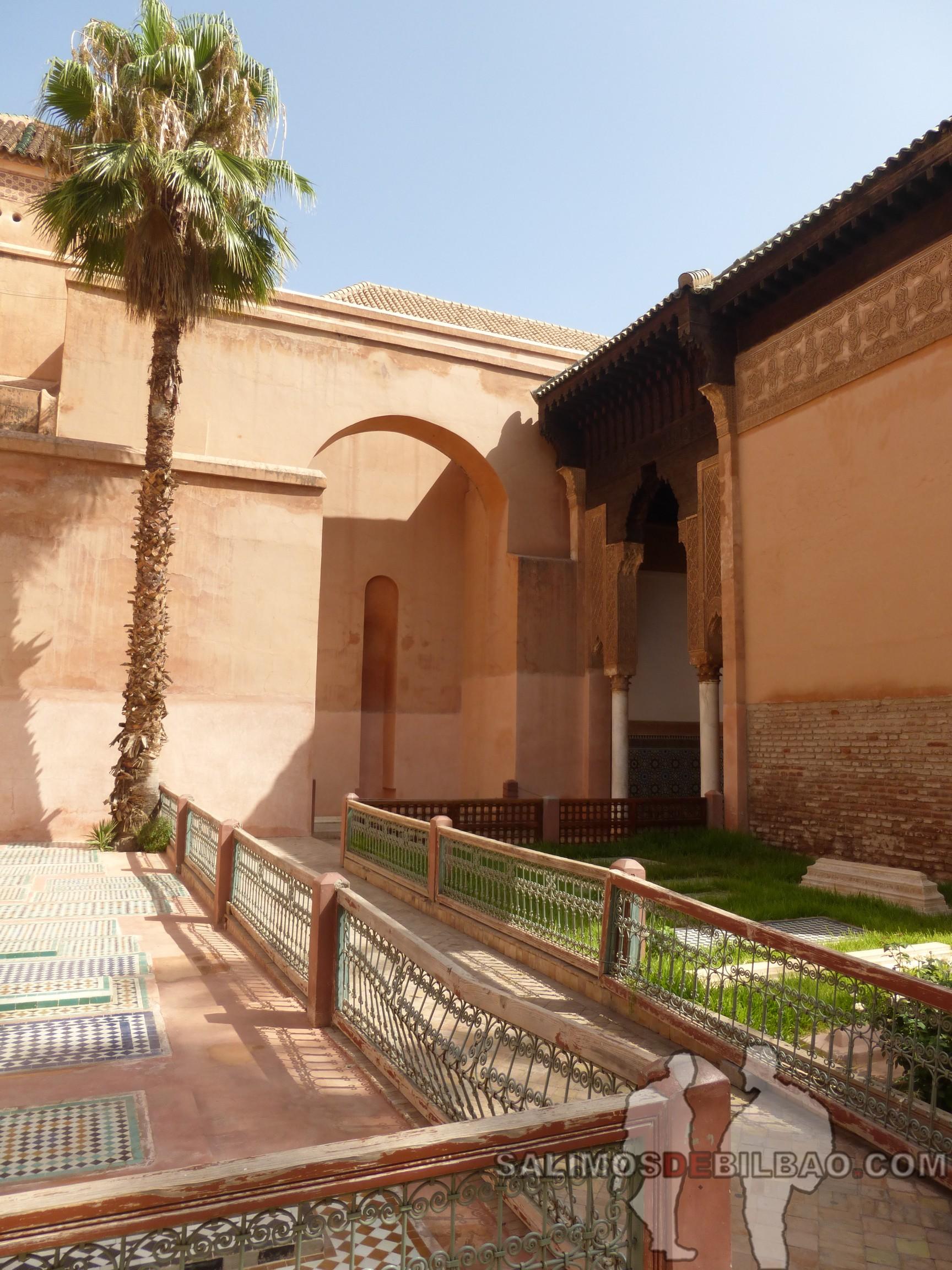 715. Tumbas saadíes, Marrakech