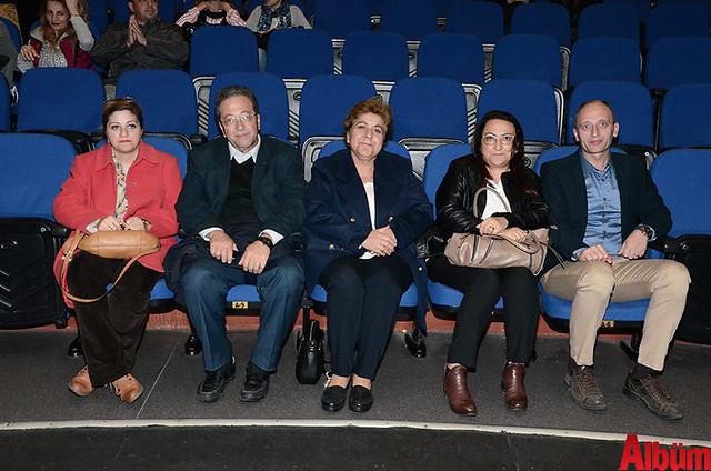 Manolya Eser Öner, Mehmet Durdu Öner, Güzide Öner, Nurten Akbaba, Serkan Akbaba