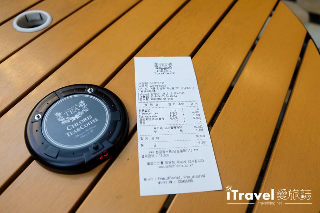 首尔美食餐厅 Chloris Tea & Coffee (14)