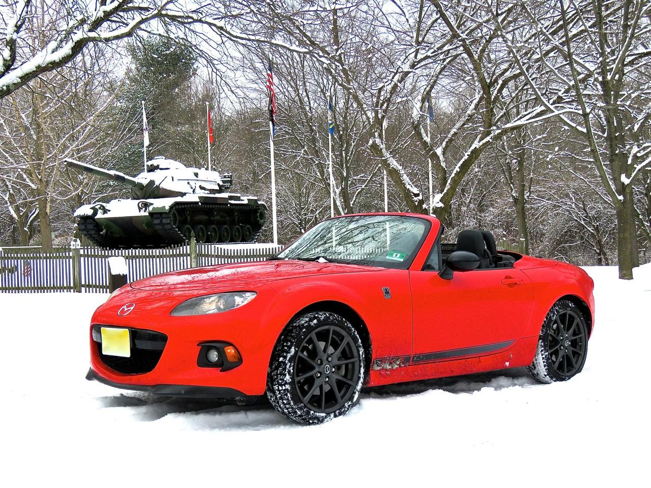 Miata Club Ace Snow 12