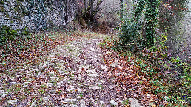 Camino Real de las Enderrozas y cascada de Irús (7)