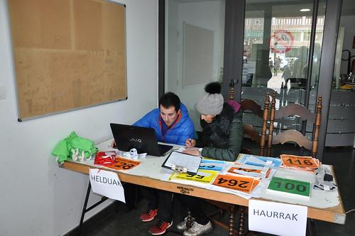 Asteasuko Kros solidarioa 2017