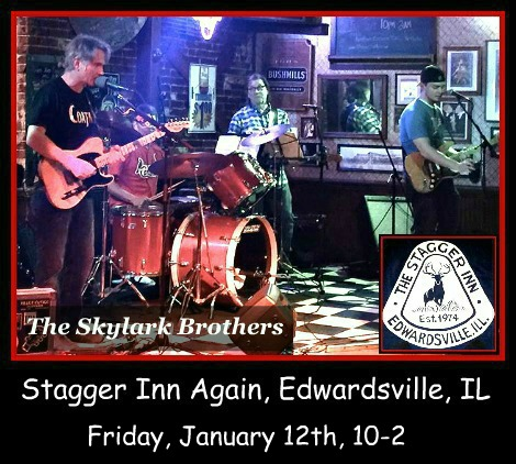 The Skylark Brothers 1-12-18