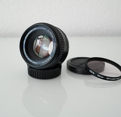 MINOLTA MC 50mm 1.7