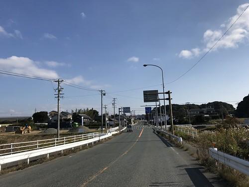 やっと耐久静岡県を終えた。静岡県に入ってから22時間後のことである