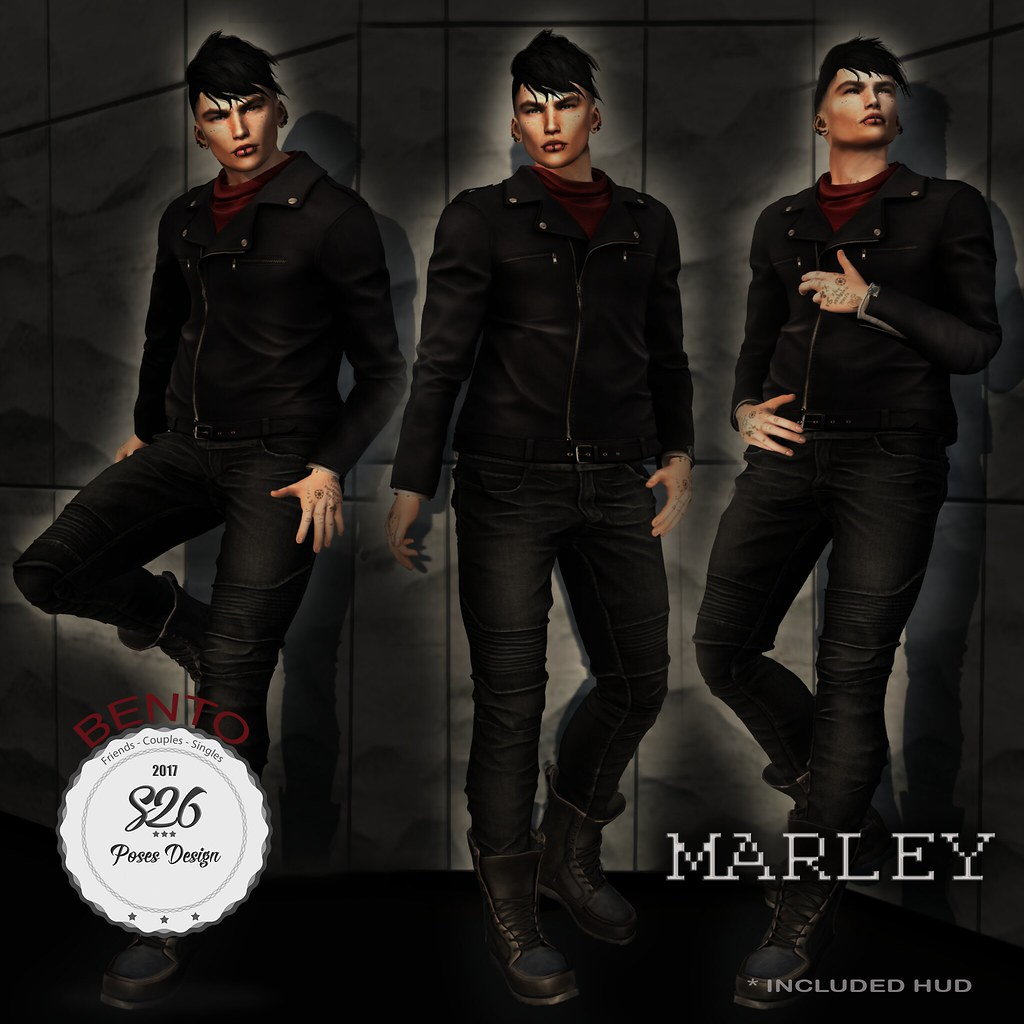 *** NEW S26 Marley (bento) SET X3 ***
