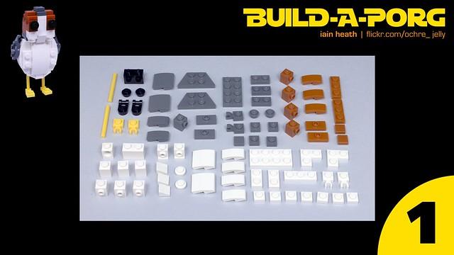 Build-a-Porg (Part 1)
