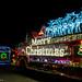 Christmas Fire Truck