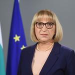 Tsetska Tsacheva, Minister of Justice