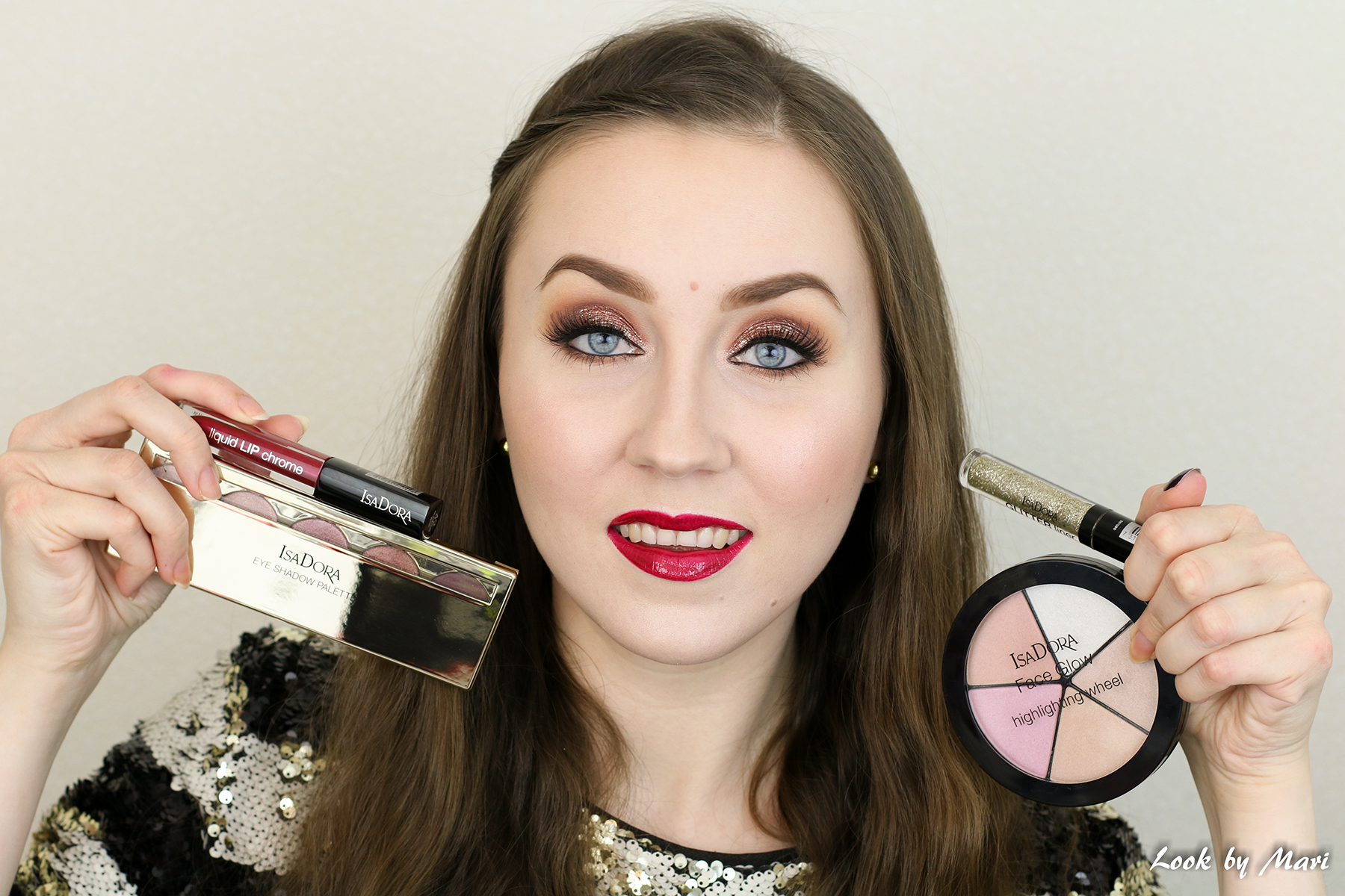 1 isadora holiday collection winter 2017 review products blog