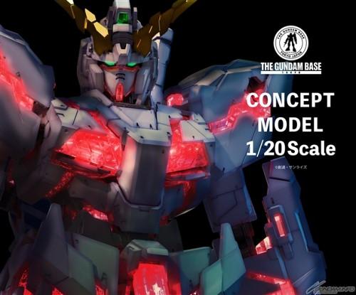 Concept Mode 1/20 Scale
