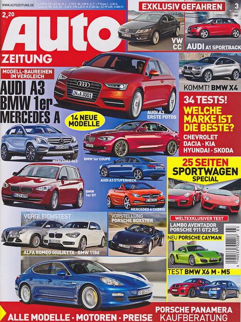 Auto Zeitung 3/2012