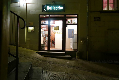 Roadtrip à Tours, hotel, restaurant en Alfa Giulia QV
