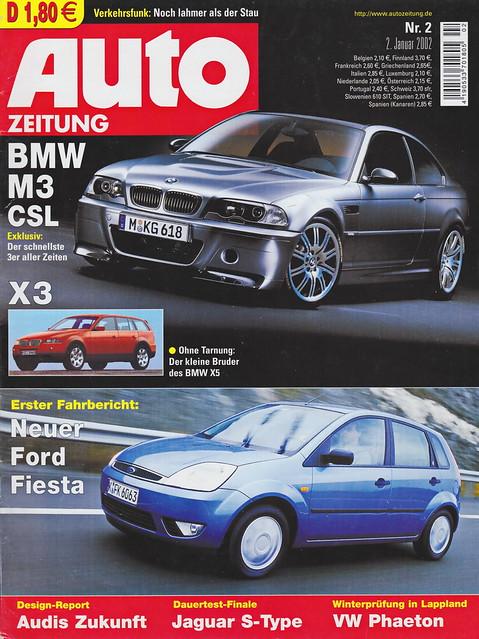 Auto Zeitung 2/2002