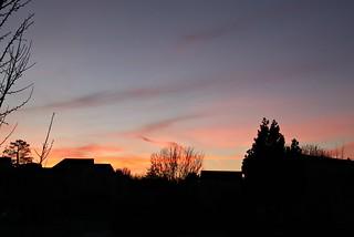 Sunrise 12/29/17