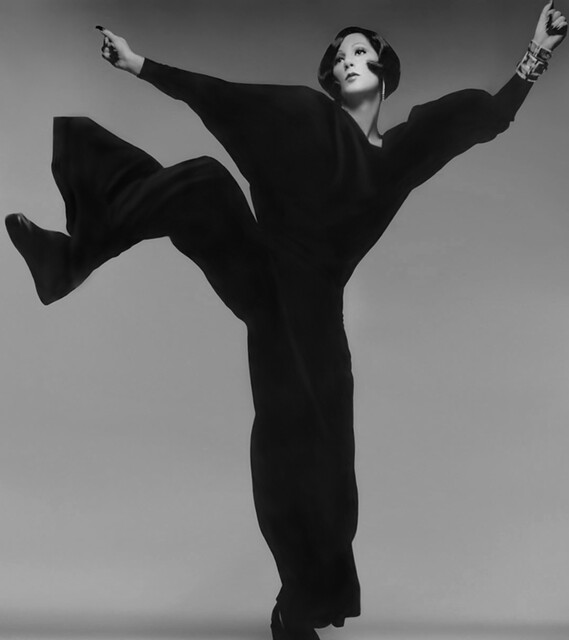 (Foto: Richard Avedon Archive/Vogue/Ana Lee)