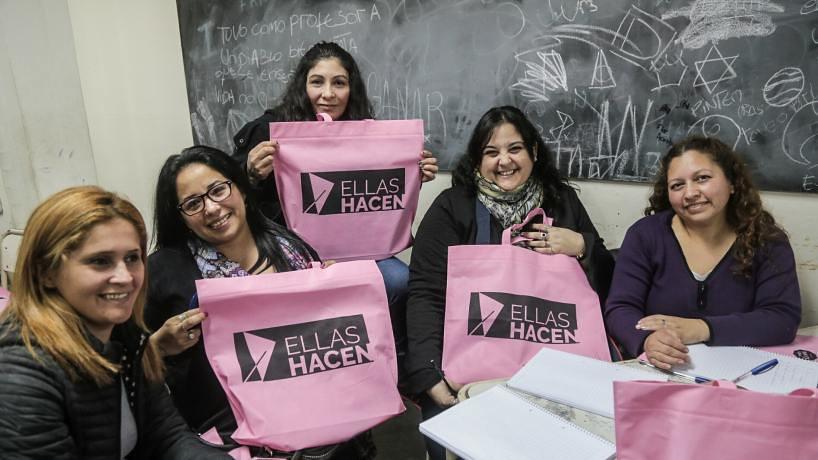 bono para Argentina Trabaja y Ellas Hacen