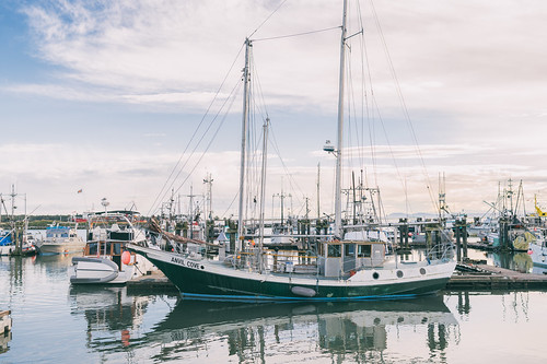 Steveston - Fisherman Wharf