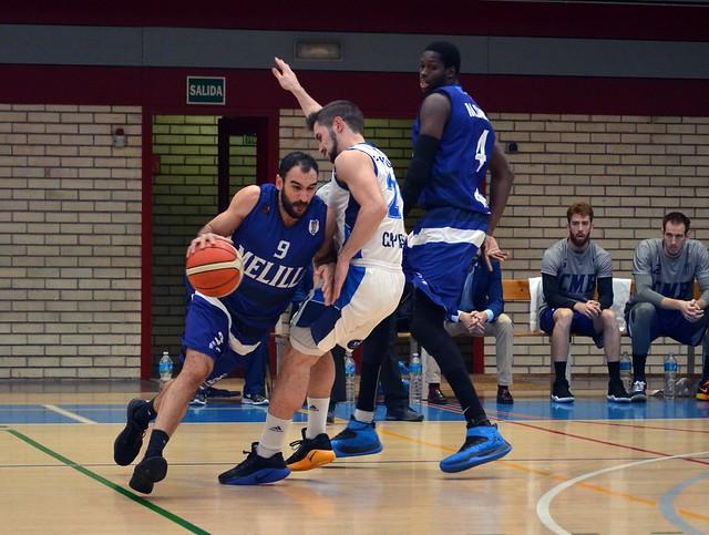 JORNADA 13 | CB Prat - Club Melilla Baloncesto
