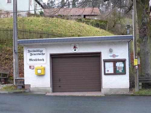 Freiwillige Feuerwehr Meusebach