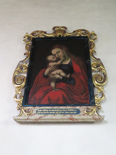 20170615 05 050 Jakobus Röns Kirche Maria Statue