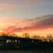 Sunset at RSPB Rye Meads