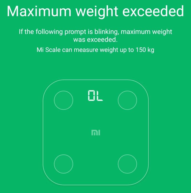 Xiaomi 体重計アプリ (4)