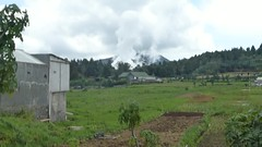Krater Sikidang - Dieng