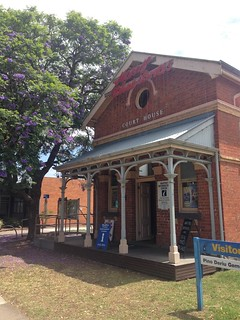 Old Maffra Courthouse