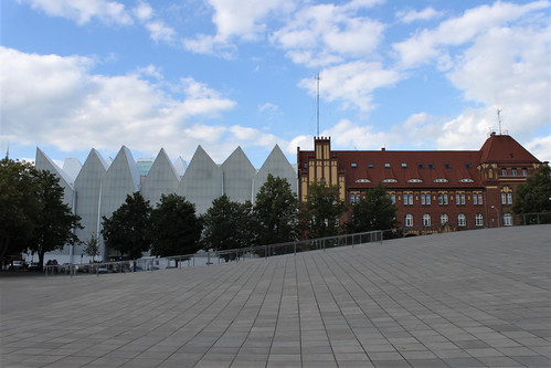 new opera building in Szczecin