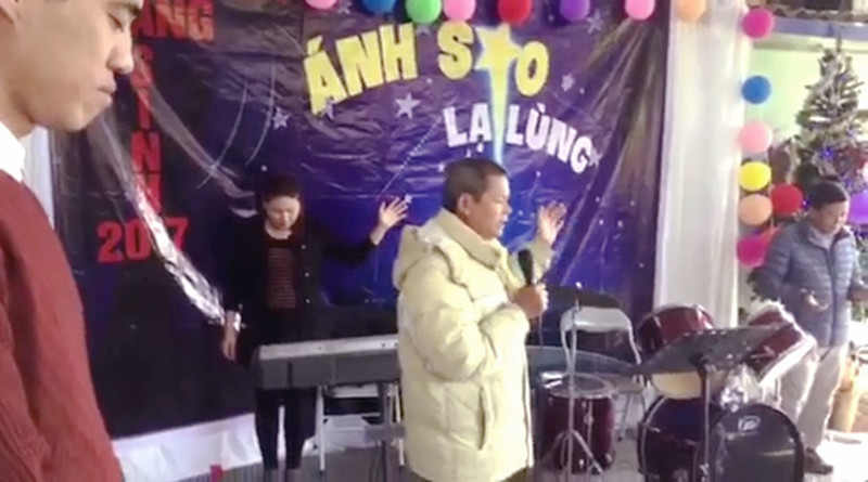 Hội Thánh Hải Phòng tổ chức Giáng sinh có hơn 50 người tham dự (2)