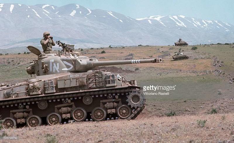 Sherman-M-50-golan-19670610-gty-1