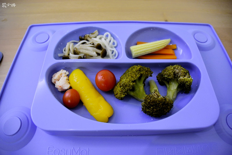 easymat餐盤防拔嬰兒餐具吸盤嬰兒餐具推薦嬰兒副食品餐具推薦EasyMat防滑矽膠餐盤 (15)
