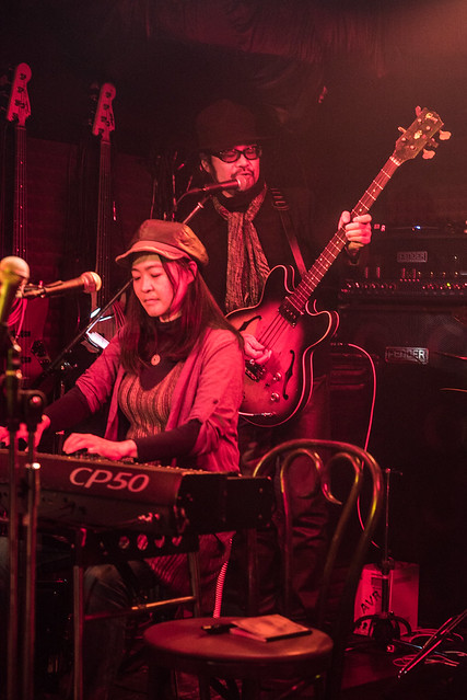 鱗雲 live at Crawdaddy Club, Tokyo, 30 Dec 2017 -00023