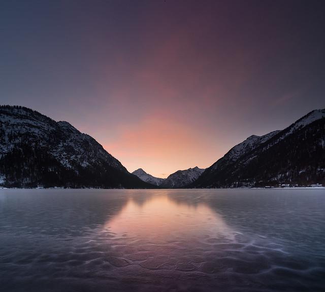 winterlicher Plansee, Nikon D750, AF Zoom-Nikkor 18-35mm f/3.5-4.5D IF-ED