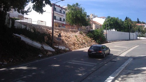 Empreitada Muro Pernes