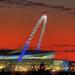 Tottenham Hotspur Wembley Arch