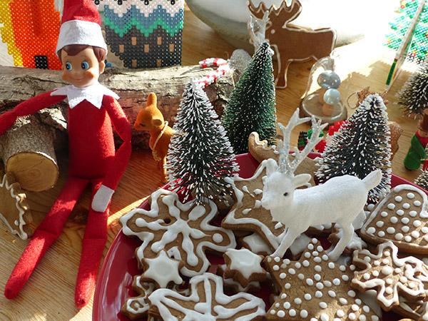 elfe et biscuits