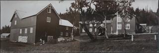 Skjelstadaunet øvre (ca. 1920)