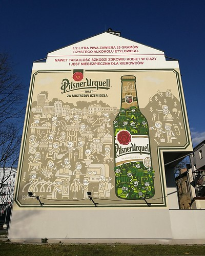 "Jan Kallwejt, ""Pilsner Urquell"", December 2017"